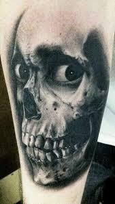 Skeleton Tattoo Meaning 17