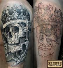 Skeleton Tattoo Meaning 18
