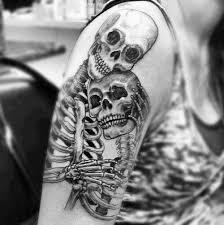 Skeleton Tattoo Meaning 23