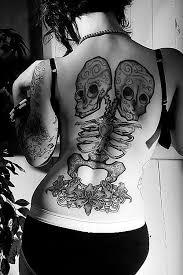Skeleton Tattoo Meaning 3