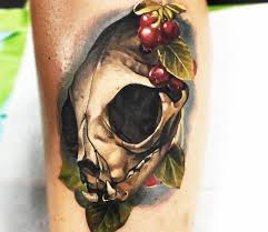Skeleton Tattoo Meaning 30