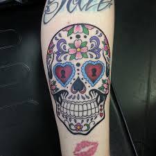 Skeleton Tattoo Meaning 37