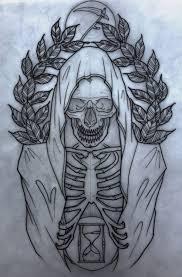 Skeleton Tattoo Meaning 38