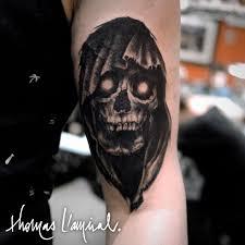 Skeleton Tattoo Meaning 41