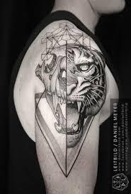 Skeleton Tattoo Meaning 44