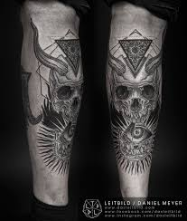 Skeleton Tattoo Meaning 6