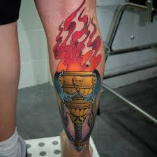 Torch Tattoo Meaning 18