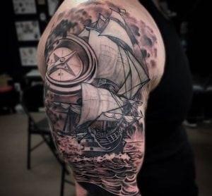Austin Pickney Tattoo Artist