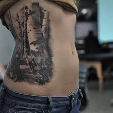 Birch Tree Tattoo Meaning 11