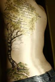 Birch Tree Tattoo Meaning 12