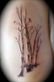 Birch Tree Tattoo Meaning 14