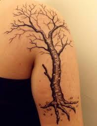 Birch Tree Tattoo Meaning 15
