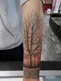 Birch Tree Tattoo Meaning 19