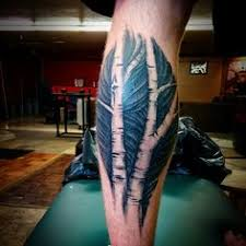 Birch Tree Tattoo Meaning 29