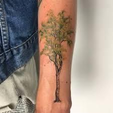 Birch Tree Tattoo Meaning 3