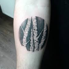 Birch Tree Tattoo Meaning 30