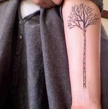 Birch Tree Tattoo Meaning 33