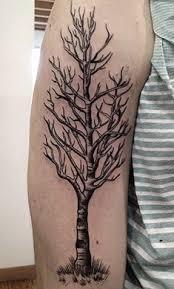 Birch Tree Tattoo Meaning 34