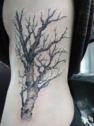 Birch Tree Tattoo Meaning 7