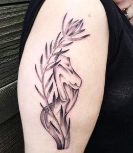 Brianna Belong Tattoo Artist 1
