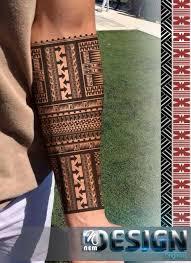Fijian Tattoo Meaning 32