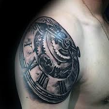 Gear Tattoo Meaning 41