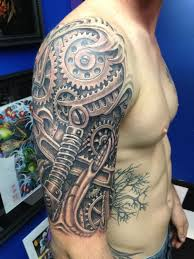 Gear Tattoo Meaning 42