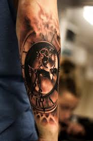 Gear Tattoo Meaning 45