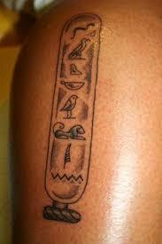 Hieroglyphics Tattoo Meaning 32
