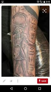 Hieroglyphics Tattoo Meaning 36