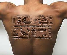 Hieroglyphics Tattoo Meaning 47