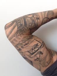 Hieroglyphics Tattoo Meaning 5