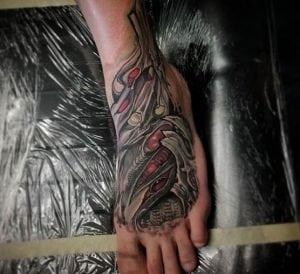 Jake Bovee Tattoo Artist 1