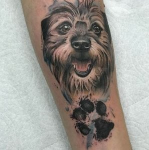 Jessy Valentine Tattoo Artist