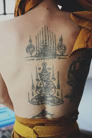 Khmer Tattoo Meaning 10