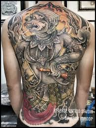 Khmer Tattoo Meaning 13
