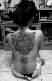 Khmer Tattoo Meaning 26