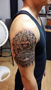 Khmer Tattoo Meaning 37