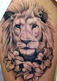 Leo Tattoo Meaning 1