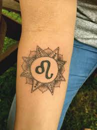 Leo Tattoo Meaning 13