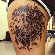 Leo Tattoo Meaning 26