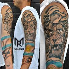 Leo Tattoo Meaning 31