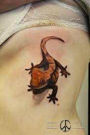 Lizard Tattoo Meaning 19