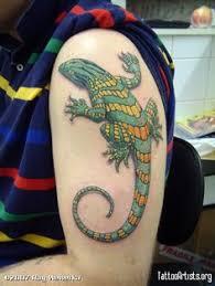 Lizard Tattoo Meaning 26