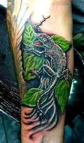 Lizard Tattoo Meaning 32
