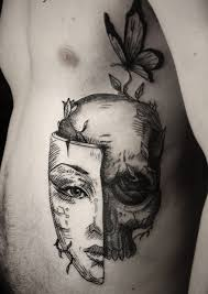 Masquerade Mask Tattoo Meaning 15
