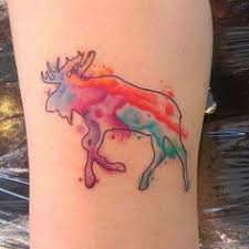 Moose Tattoo Meaning 19