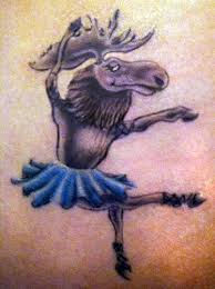 Moose Tattoo Meaning 28