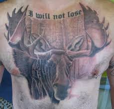 Moose Tattoo Meaning 32