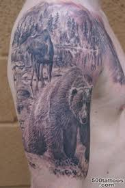 Moose Tattoo Meaning 40